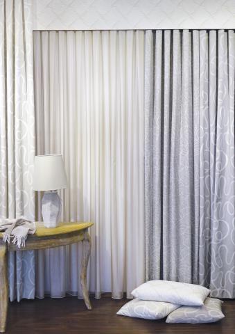 aria calibri verdana lakástextil és függöny kompozíció