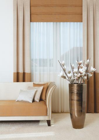 asti lakástextil és függöny kompozíció