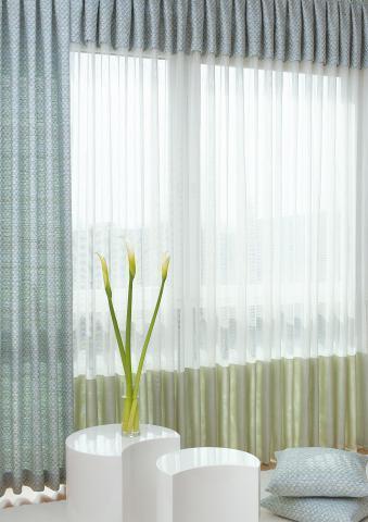 bobby lakástextil és függöny kompozíció