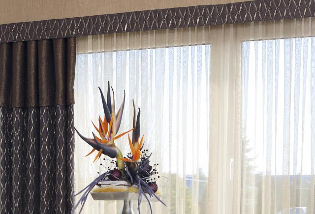 daniel lakástextil és függöny kompozíció