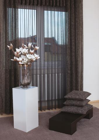 don lakástextil és függöny kompozíció