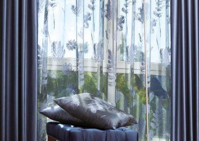 geroge maybe lakástextil és függöny kompozíció