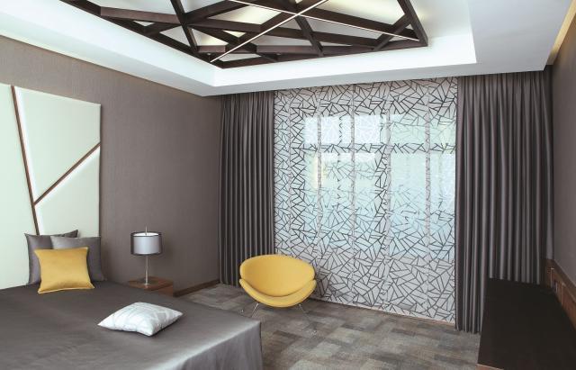 julie lakástextil és függöny kompozíció