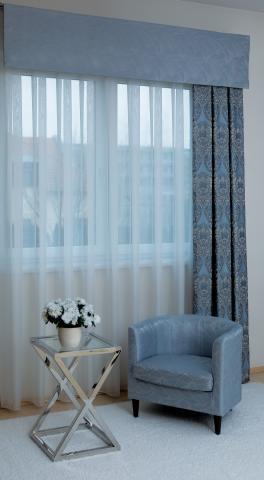 maddakena gilda lakástextil és függöny kompozíció