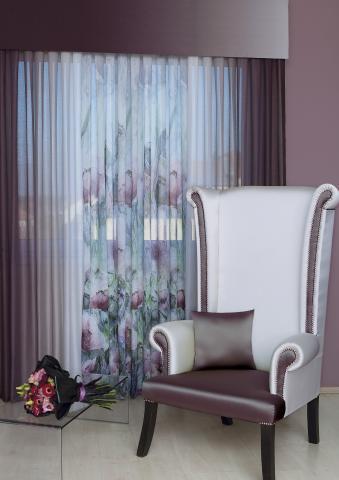 mussola lakástextil és függöny kompozíció