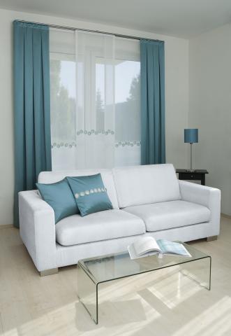 parenzano lakástextil és függöny kompozíció
