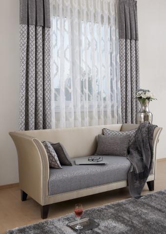 polaris lakástextil és függöny kompozíció