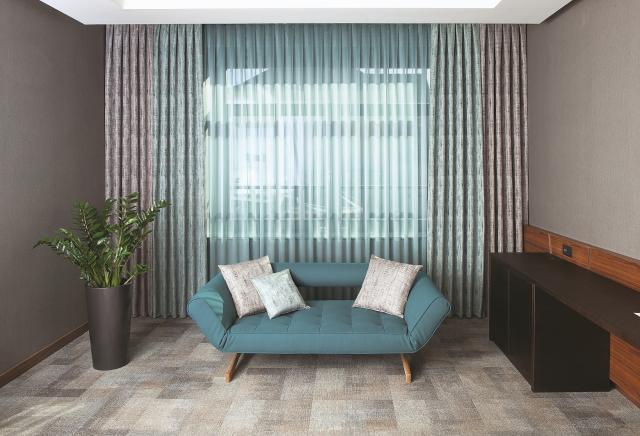 ronald lakástextil és függöny kompozíció