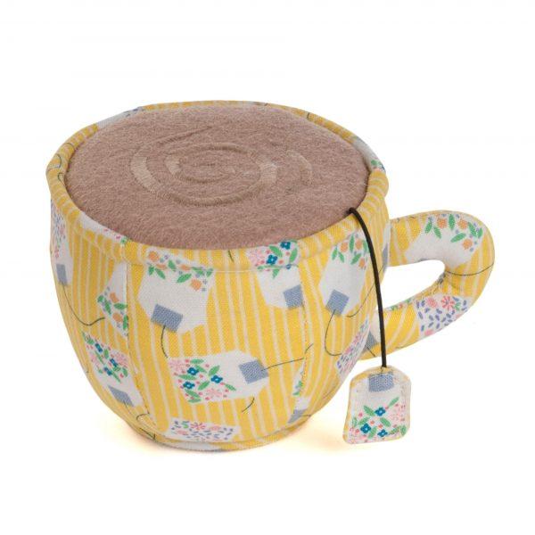 Tűpárna citromos tea