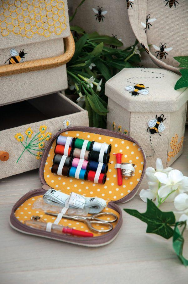 Varrókészlet töltetes méhecske